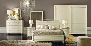Set Kamar Tidur Minimalis Modern Model Terbaru SKT-038 DF
