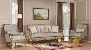 Set Sofa Tamu Minimalis Mewah Modern SSRT-074 DF