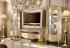 Bufet Tv Klasik Mewah Mebel Duco Putih BTV-020 DF