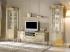 Set Bufet Meja Tv Mewah Model Terbaru Cabinet Tv Super Mewah BTV-031 DF