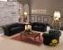 Set Sofa Tamu Mewah Chesterfield Midcentury SSRT-087 DF