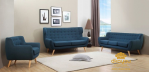 Set Sofa Tamu Minimalis Scandinavian Design SSRT-085 DF