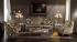 Kursi Sofa Ruang Tamu Mewah Gold SSRT-093 DF