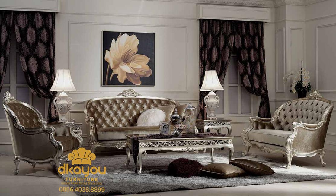 harga 1 set sofa tamu minimalis 2019