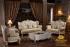 Set Sofa Tamu Klasik Duco Putih Modern SSRT-112 DF