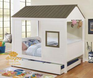 Tempat Tidur Anak Unik Keren SKTA-008 DF