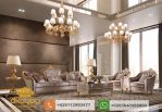Set Sofa Mewah Classic Fanfani Luxury Furniture SSRT144