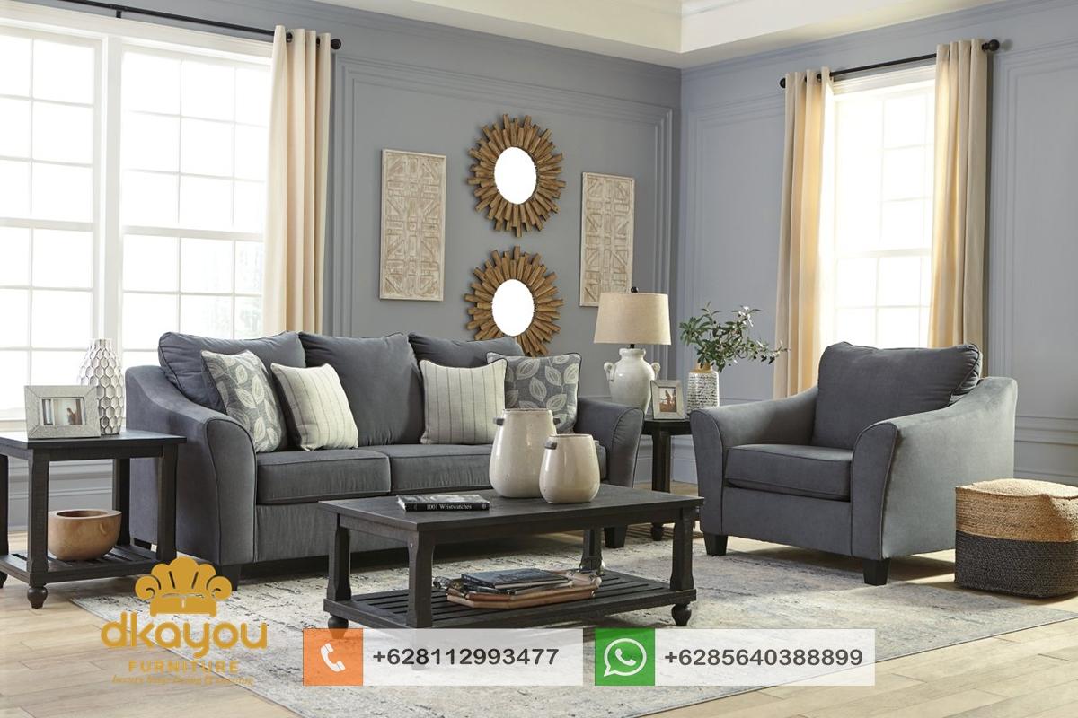 Set Sofa Minimalis Ruang Tamu Modern