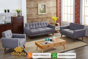 Set Sofa Minimalis Terbaru Scandinavian Furniture SSRT211