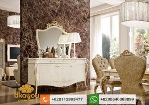 Meja Konsul Klasik Modern Italian Royal Buffet MK058