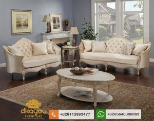 Sofa Klasik Modern Terbaru Kursi Tamu Minimalis SSRT220