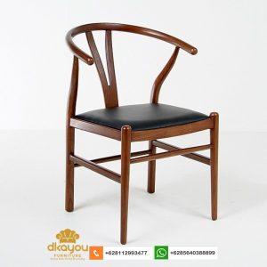 Kursi Cafe Y Chair Wishbone Terbaru KS022