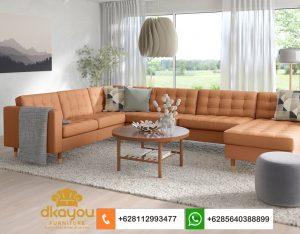 Set Sofa Tamu Minimalis Modern Scandinavian Livingroom SSRT234